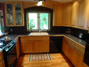 Specialty Kitchen Remodel from RTC Construction