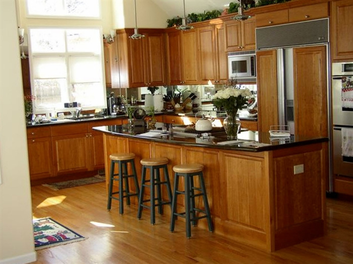 Finished Kitchen in Boulder | RCT Construction Boulder, Colorado 303 ...